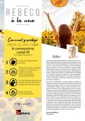 Rebecq à la Une - n°69 - Juin 2020