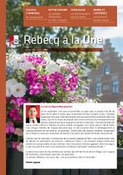 Rebecq à la Une - n°40 - Septembre 2014