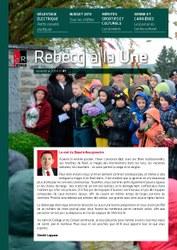 Rebecq à la Une - n°41 - Novembre 2014