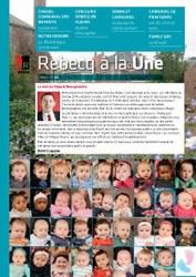 Rebecq à la Une - n°43 - mars 2015