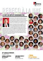 Rebecq à la Une - n°53 - mars 2017