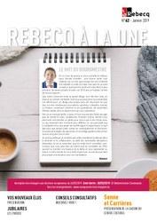 Rebecq à la Une - n°62 - janvier 2019